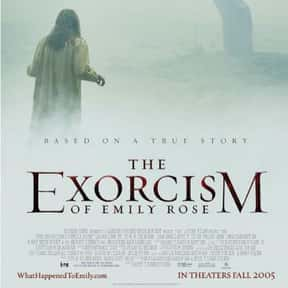 The Exorcism of Emily Rose is listed (or ranked) 13 on the list The Best PG-13 Horror Movies