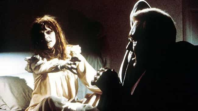 The Exorcist is listed (or ranked) 4 on the list 14 Movies That Made Audiences Puke, Pass Out, Leave the Theater, or Die
