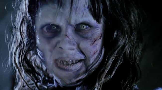 """The Exorcist is listed (or ranked) 2 on the list Are These Horror Movies Really """"Based On A True Story""""? Truth Is, They're Reaching"""