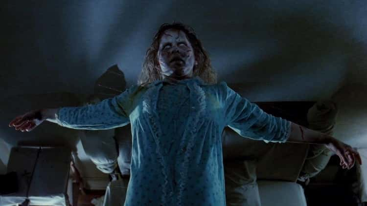'The Exorcist' (1973): A Preteen Girl Becomes Friends With A Demon