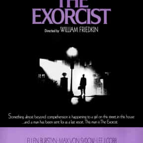 The Exorcist is listed (or ranked) 15 on the list The Best R-Rated Movies That Blew Up At The Box Office