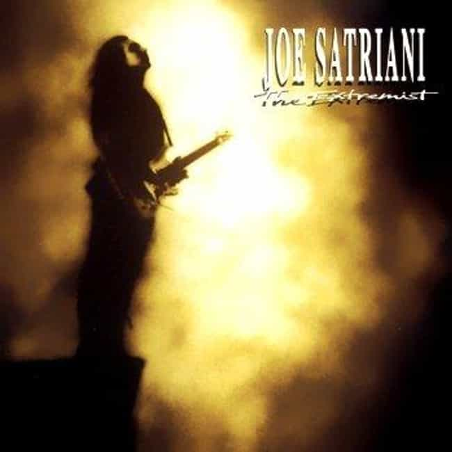 The Extremist is listed (or ranked) 2 on the list The Best Joe Satriani Albums of All Time