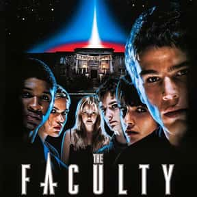 The Faculty is listed (or ranked) 13 on the list The Best Movies That Take Place In Ohio