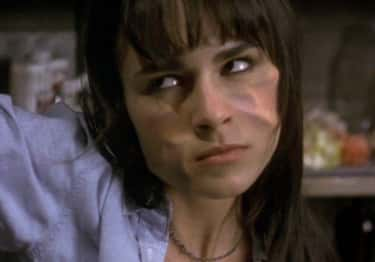 The Faculty is listed (or ranked) 2 on the list Pretty Good Horror Movies That (Literally) Get Under Your Skin