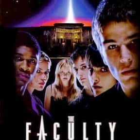 The Faculty is listed (or ranked) 9 on the list The Best Alien Horror Movies Ever Made