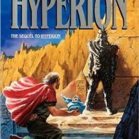 The Fall of Hyperion is listed (or ranked) 4 on the list The Best Dan Simmons Books