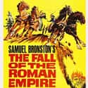 The Fall of the Roman Empire is listed (or ranked) 4 on the list The Best Roman Movies