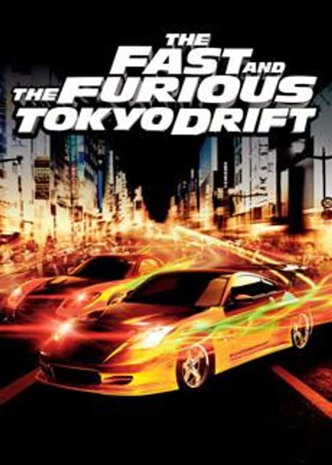 The Fast and the Furious: Toky... is listed (or ranked) 1 on the list The Best Fast and Furious Movies