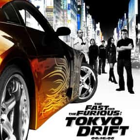 The Fast and the Furious: Toky is listed (or ranked) 8 on the list The Best Car Racing Movies That Really Put The Pedal To The Metal