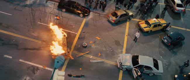 The Fast and the Furious... is listed (or ranked) 2 on the list Memorable T-Bone Car Crash Scenes In Movies, Ranked