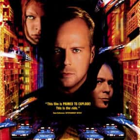 The Fifth Element is listed (or ranked) 7 on the list The Best PG-13 Adventure Movies