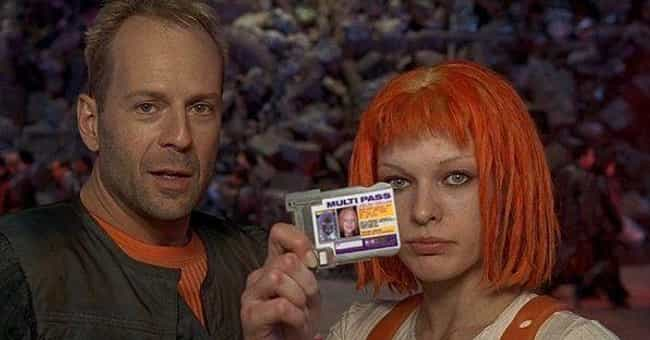 The Fifth Element is listed (or ranked) 3 on the list What to Watch If You Love Star Wars