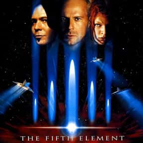 The Fifth Element is listed (or ranked) 10 on the list The Best Space Movies