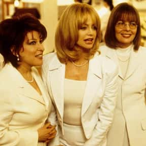 The First Wives Club is listed (or ranked) 8 on the list The Best Movies to Watch When Getting Over a Breakup