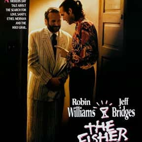 The Fisher King is listed (or ranked) 21 on the list The Best Movies About PTSD