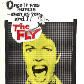The Fly is listed (or ranked) 4 on the list The Best Horror Movies About Killer Insects