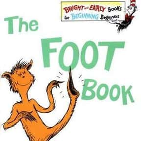 The Foot Book is listed (or ranked) 17 on the list The Best Dr. Seuss Books