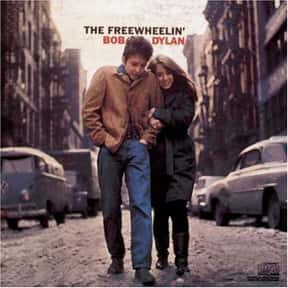 The Freewheelin' Bob Dylan is listed (or ranked) 18 on the list The Best Sophomore Albums of All Time