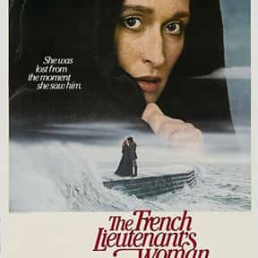 The French Lieutenant's Wo is listed (or ranked) 15 on the list The Best Meryl Streep Movies