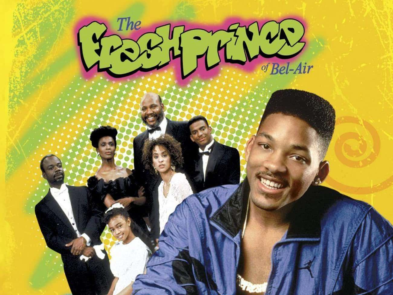 The Fresh Prince of Bel-Air - THEN