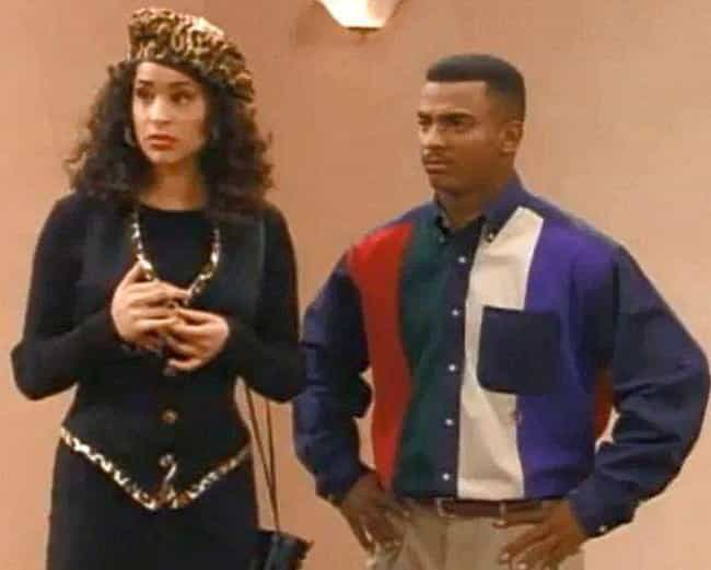 The Fresh Prince of Bel-Air is listed (or ranked) 8 on the list Popular TV Shows That Dove Into Seriously Weird Incest Plots