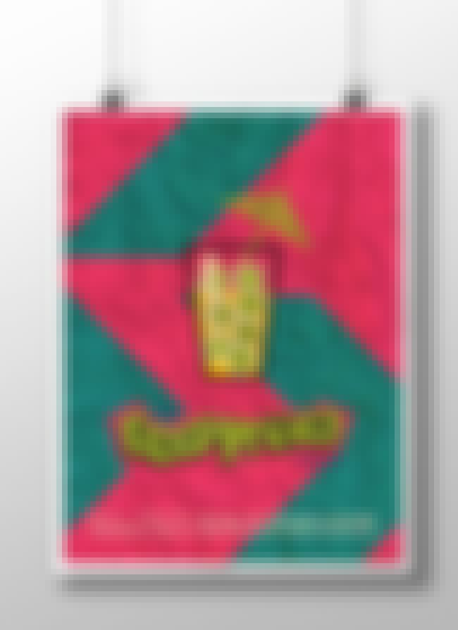 The Fresh Prince of Bel-Air is listed (or ranked) 4 on the list Awesome Minimalist TV Posters That Reveal Less Is More