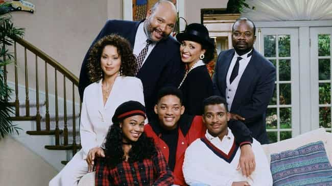 The Fresh Prince of Bel-Air is listed (or ranked) 3 on the list TV Casts That Still Hang Out Even Though Their Shows Ended