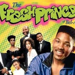 The Fresh Prince of Bel-Air is listed (or ranked) 5 on the list The Greatest Sitcoms in Television History