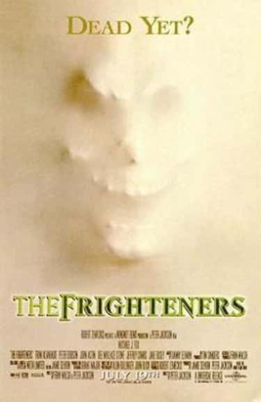 'The Frighteners' Had A Hologr is listed (or ranked) 2 on the list Gimmick VHS Covers Were Once A Way To Grab Your Attention At The Video Store