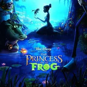 The Princess and the Frog is listed (or ranked) 22 on the list The Best Disney Animated Movies of All Time