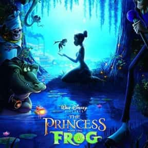 The Princess and the Frog is listed (or ranked) 22 on the list The Best Movies About Cooking