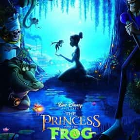 The Princess and the Frog is listed (or ranked) 10 on the list The Best Animated Films Ever