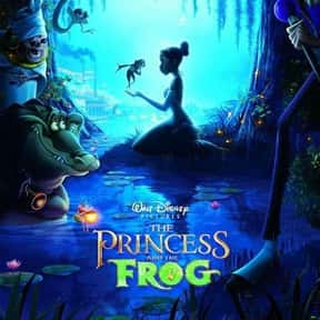 The Princess and the Frog is listed (or ranked) 8 on the list The Best Princess Movies
