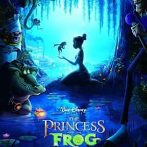 The Princess and the Frog is listed (or ranked) 15 on the list The Best Disney Movies About Love