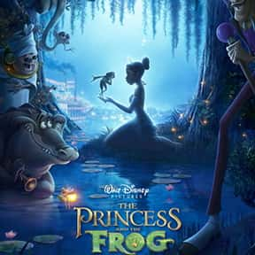 The Princess and the Frog is listed (or ranked) 10 on the list The Best Black Musical Movies