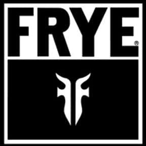 Frye Boots is listed (or ranked) 8 on the list Clothing Brands That Last Forever