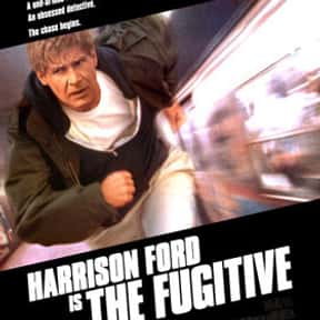 The Fugitive is listed (or ranked) 13 on the list The Best Movies Roger Ebert Gave Four Stars