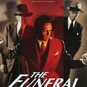 The Funeral is listed (or ranked) 22 on the list The Best Benicio Del Toro Movies