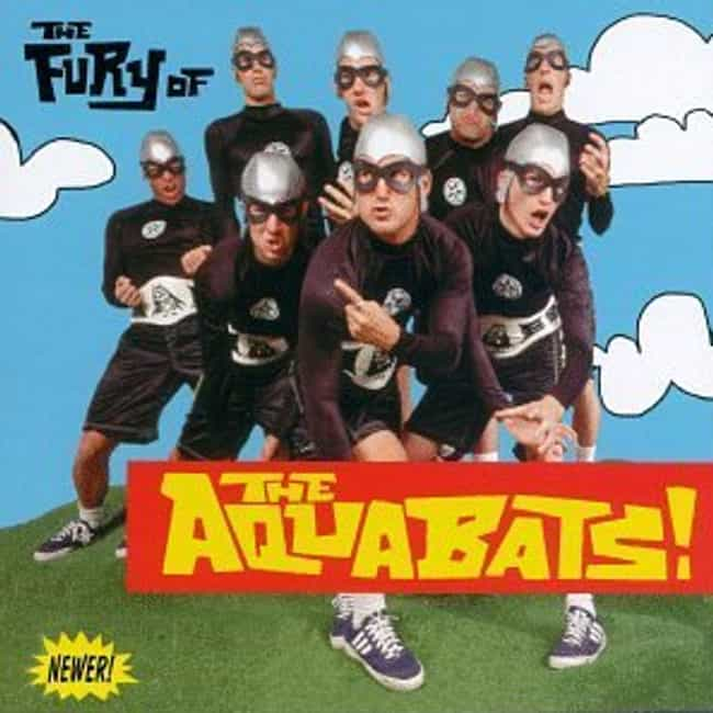 The Fury of The Aquabats! is listed (or ranked) 1 on the list The Best Aquabats Albums of All Time