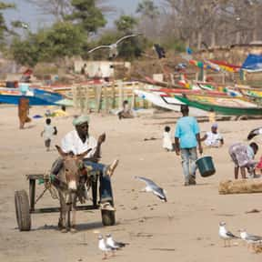 Gambia is listed (or ranked) 16 on the list The Best Cheap Travel Destinations