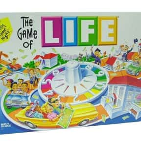 The Game of Life is listed (or ranked) 4 on the list The Best Games for Kids