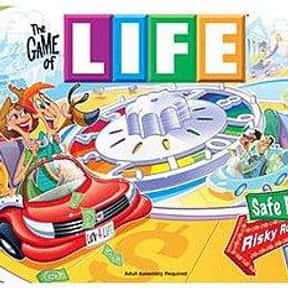 The Game of Life is listed (or ranked) 6 on the list The Best Board Games for Parties