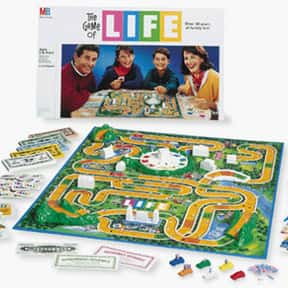 Life is listed (or ranked) 7 on the list The Best Board Games For Kids