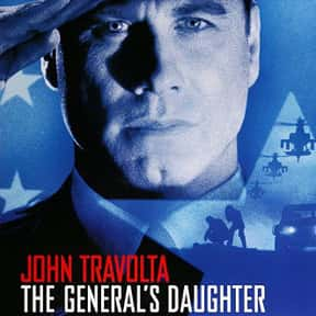 The General's Daughter is listed (or ranked) 8 on the list The Best John Travolta Movies