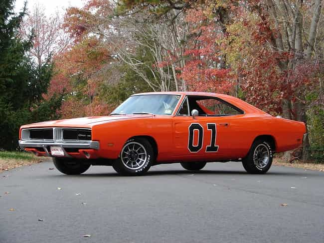 General Lee is listed (or ranked) 1 on the list 23 Cars You Wish You'd Had as a Kid