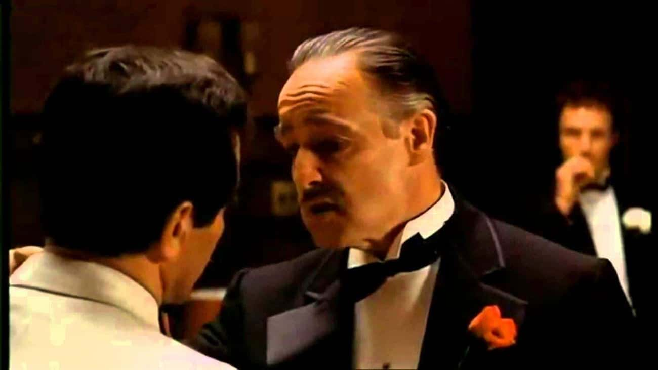 The Godfather is listed (or ranked) 1 on the list The Most Memorable Gangster Movie Quotes