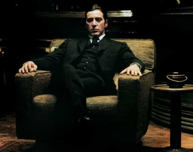 The Godfather Part II is listed (or ranked) 2 on the list The Most Memorable Gangster Movie Quotes