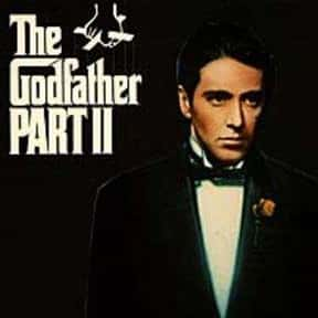 The Godfather Part II is listed (or ranked) 3 on the list The Greatest Crime Movies Ever Made