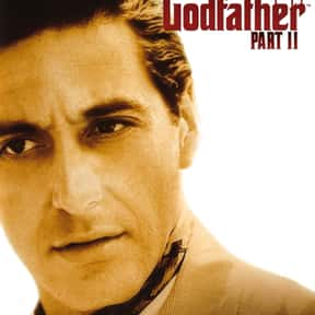 The Godfather Part II is listed (or ranked) 4 on the list Famous Movies Filmed in New York City