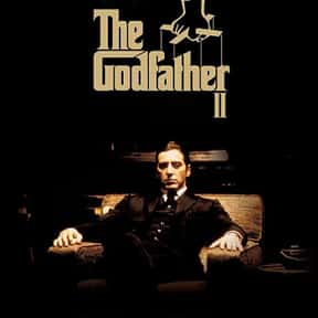 The Godfather Part II is listed (or ranked) 2 on the list The Best Al Pacino Movies